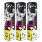 Økonomipakke: 3 x 25 g Tigeria Freeze Dried snack