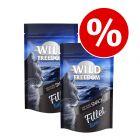 Økonomipakke: 2 x 100 g Wild Freedom Filet Snacks
