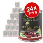 Økonomipakke: 24 x 800 g zooplus Selection