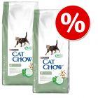 Økonomipakke: 2 x 15 kg Cat Chow