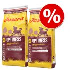 Økonomipakke: 2 x 15/18 kg Josera tørrfôr