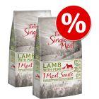 Økonomipakke: 2 x 12 kg Purizon Single Meat - én slags kød