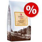 Økonomipakke: 12/15 x 1 kg Stephans Mühle Hestebolcher