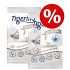 Økonomipakke: 2 x 12 kg Tigerino Special Care & Xl Granulat