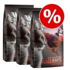 "Økonomipakke: 3 x 2 kg Wild Freedom kattefoder ""Spirit of"""