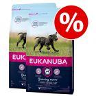 Økonomipakke: 2 x storsekker Eukanuba tørrfôr