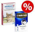10% korting! Beschermingspakket half jaar indoor katten