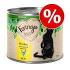 15% korting! Feringa Organic Adult 6 x 200 g Kattenvoer