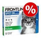 10% korting! Frontline voor katten