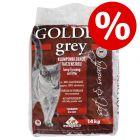 20% korting! Golden Grey Kattenbakvulling