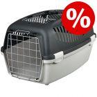 10% korting! Katten transportbox Kunststof Capri Open Top