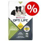 10% korting! 12,5 kg Opti Life droogvoer