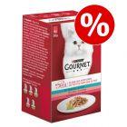 20% korting, nu extra voordelig! 6 x 50 g Gourmet Mon Petit