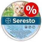 10% korting! Op een 38 cm Seresto vlooienhalsband voor katten