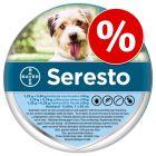 10% korting! Op Seresto vlooienhalsband voor honden