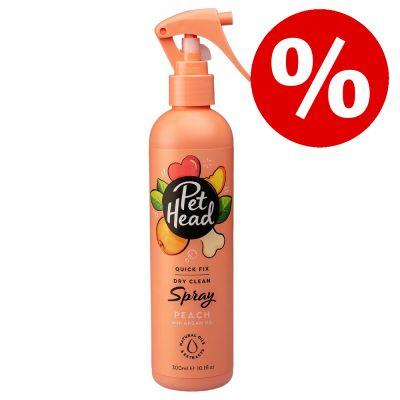 7% korting! Pet Head Quick Fix Spray