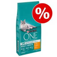 10% Korting! Purina ONE Droogvoer