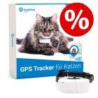 30% korting! Tractive GPS tracker voor katten met activiteitstracking