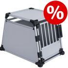 10% korting! Trixie Aluminium transportbox