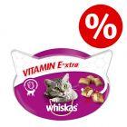 15 % korting! Whiskas Katten snacks nu tijdelijk voordelig!
