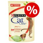 20% Korting! 24 x 85 g Cat Chow