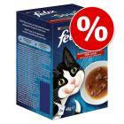 20% korting! 48 x 48 g Felix Soup