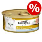 13% korting! 48 x 85 g Gourmet Gold Kattenvoer