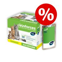 25% korting! 30 x 30 ml Viyo Reinforces Kat