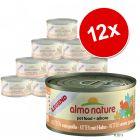 Korzystny pakiet Almo Nature Legend Kitten, 12 x 70 g
