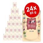 Korzystny pakiet catz finefood bio, 24 x 85 g