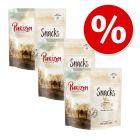 Korzystny pakiet Purizon Snack dla kota, 3 x 40 g