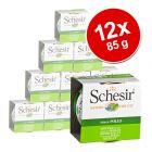 Korzystny pakiet Schesir w galarecie w puszkach, 12 x 85 g