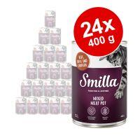 Korzystny pakiet Smilla Mixed Meat Pot, 24 x 400 g