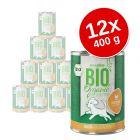 Korzystny pakiet zooplus Bio Junior, 12 x 400 g