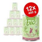 Korzystny pakiet zooplus Bio, 12 x 400 g