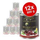 Korzystny pakiet zooplus Selection, 12 x 800 g