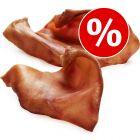 10 kpl baijerilaisia siankorvia kokeiluhintaan!