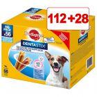 140 kpl Pedigree Dentastix: 112 + 28 kpl kaupan päälle!
