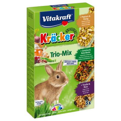 Krackers Vitakraft, lapin
