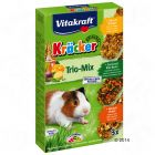 Krackers Vitakraft Trio-Mix, cochon d'Inde