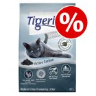 12l Tigerino Special Care Cat Litter – Active Carbon - Special Price!*