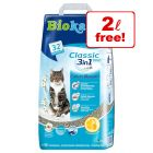 10l Biokat's Classic 3in1 Cat Litter - 8l + 2l Free!*