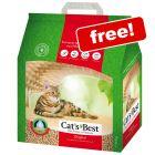 5l Cat's Best Original Cat Litter - FREE!*