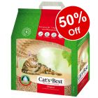 5l Cat's Best Original Cat Litter - 50% Off!*