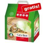 5 l Cat's Best Original Katzenstreu gratis!