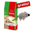 40 l Cat's Best Original Katzenstreu + Plüschmaus mit Katzenminze gratis!
