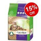 20l Cat's Best Smart Pellets - 15% Off!*