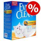 10 l Ever Clean® Συγκολλητική Άμμος σε Ειδική Τιμή!