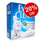 10l Ever Clean® Clumping Cat Litter - 20% Off!*