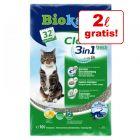 8 + 2 l gratis! 10 l Biokat's Classic